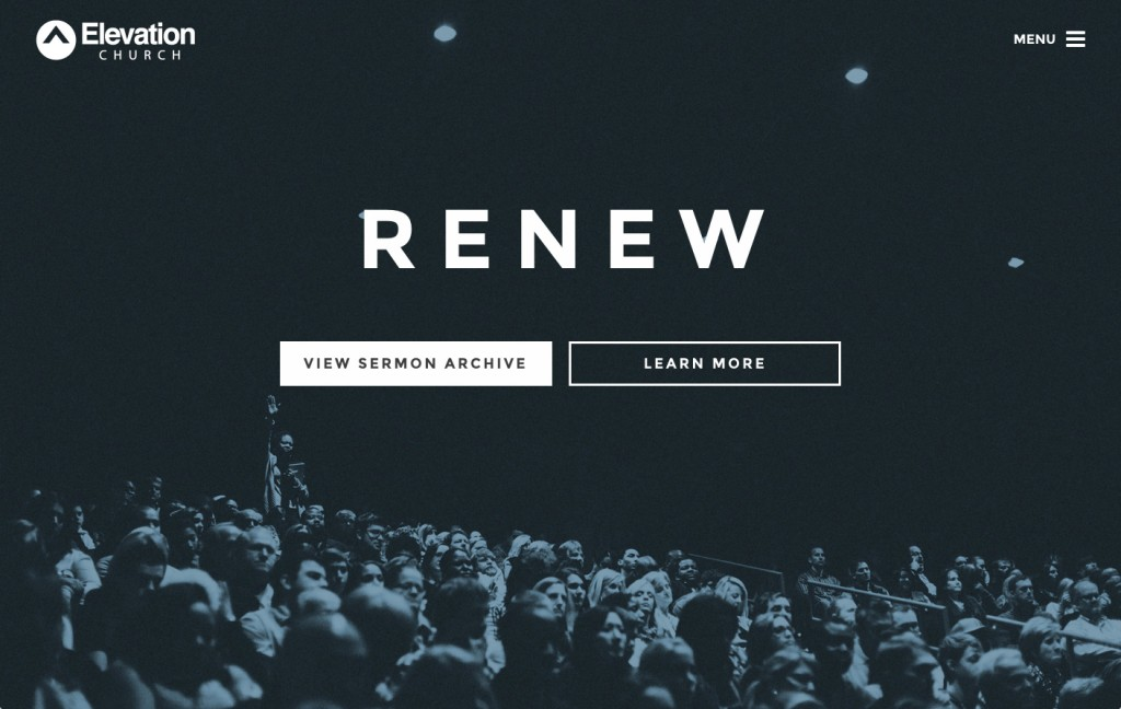 elevation-church-homepage